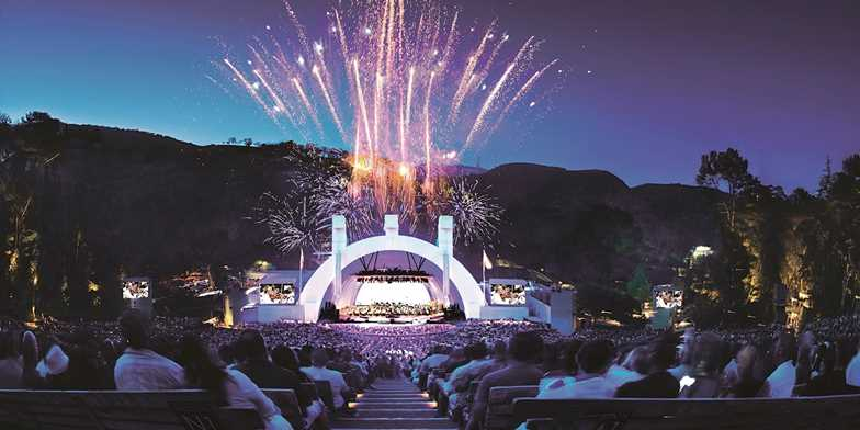 Hollywood Bowl Concerts >> Hollywood Bowl Concerts Thru Summer Travelzoo