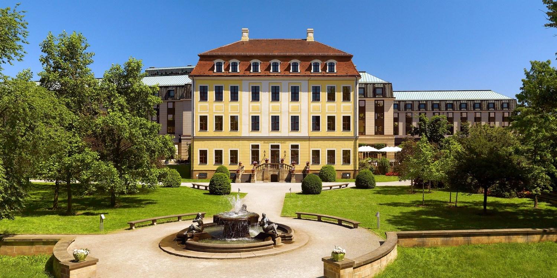 Sommer im Westin Dresden direkt am Elbufer, -40%