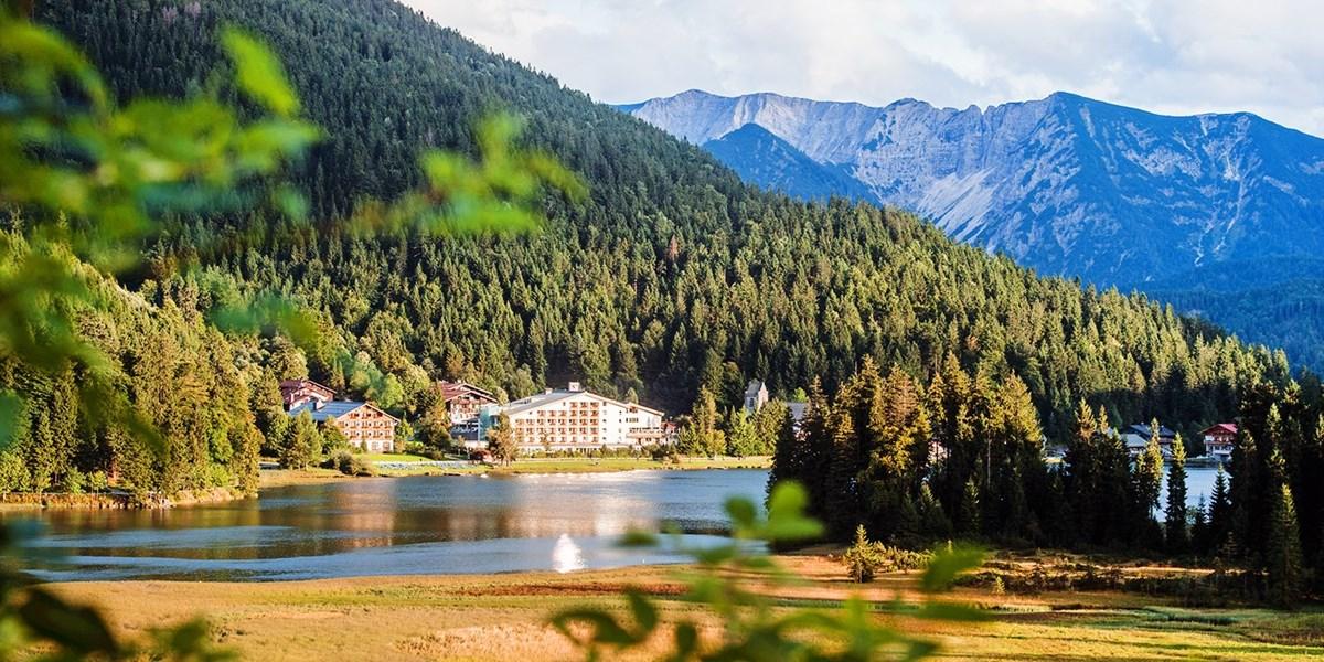 4,5*-Hotel direkt am Bergsee in Bayern, -46%