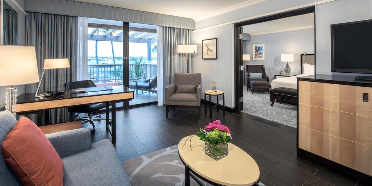 One-Bedroom Garden View Suite