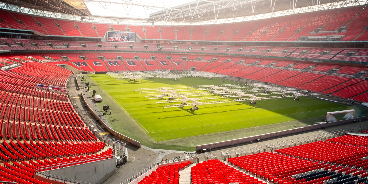 Wembley Stadium behind-the-scenes tour, 52% off