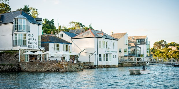 Overnight stays at The Old Quay House -- a hotel with front-row seats to the River Fowey and dazzling views across the estuary (The Daily Telegraph) -- are now $160, saving up to 39% on the usual price.