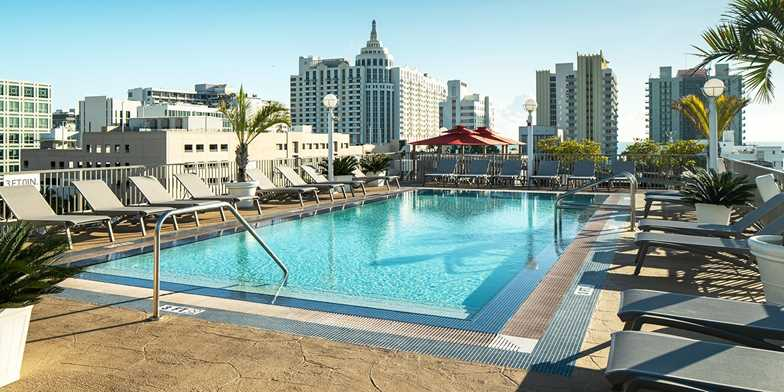 Sobe Hotel Near Lincoln Road Espanola Way 4 Night Min Travelzoo