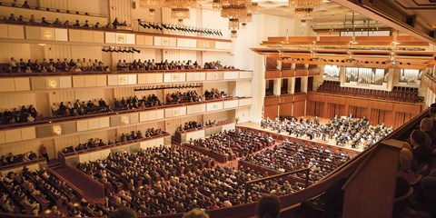 $39 & up -- National Symphony Orchestra at Kennedy Center