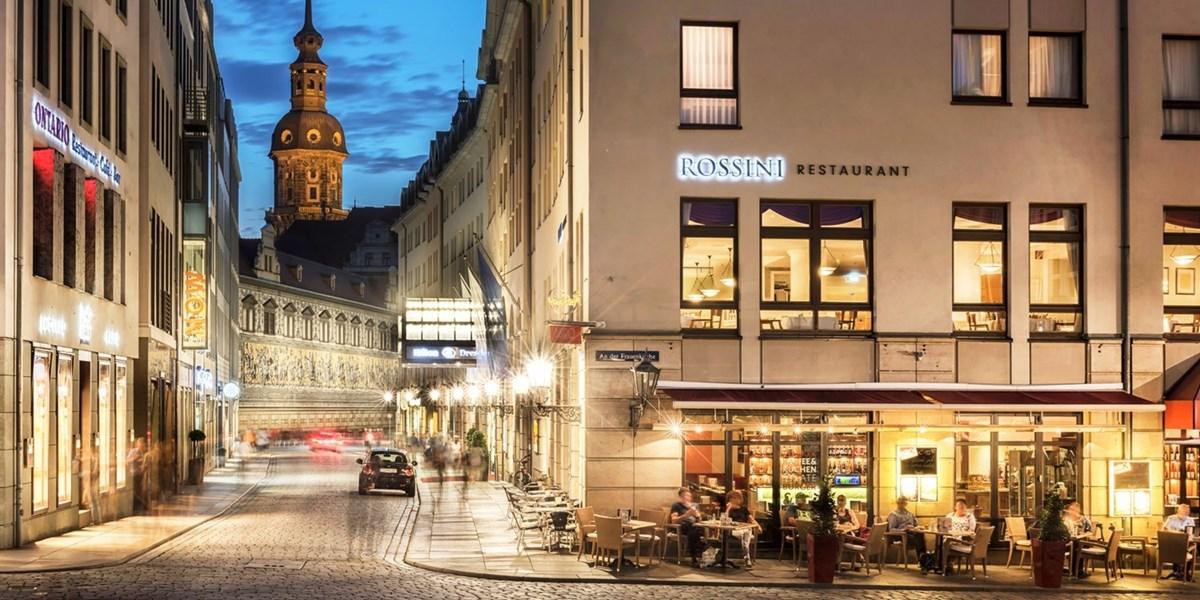 Dresden: Hilton-Hotel an der Frauenkirche, -43%