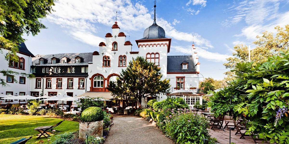 Rheingau: Suite in märchenhaftem Hotel, -39%