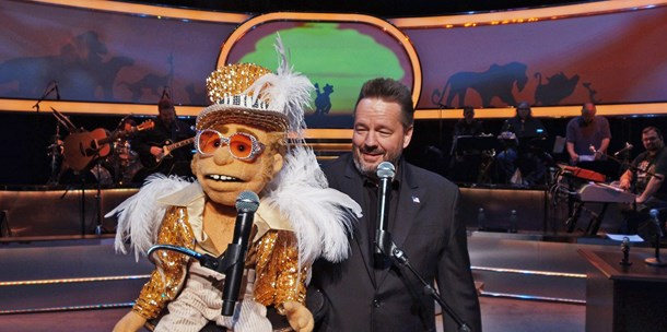 Terry Fator Show in Las Vegas from 45.00