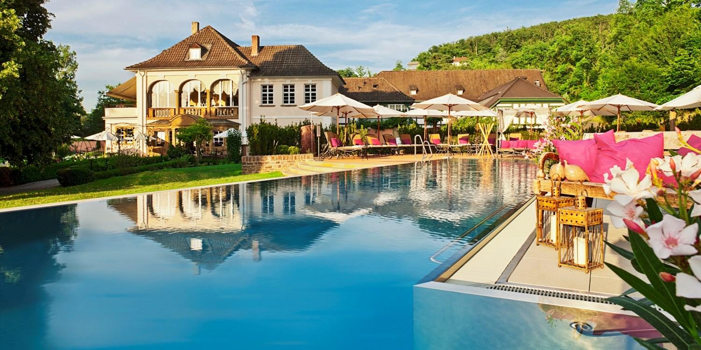 Bestes Wellnesshotel in Rheinland-Pfalz & HP, -54%