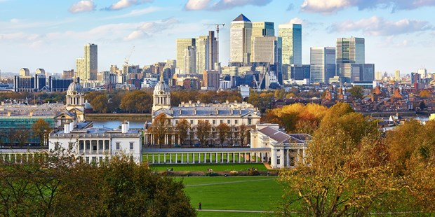 Overnight stays at De Vere Devonport House, which sits within the Maritime Greenwich UNESCO World Heritage Site, now start at $81. This deal for winter and spring getaways is up to 45% cheaper than the usual price.