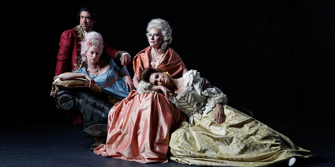 $40 -- All Shows: 'Dangerous Liaisons' at ACT Seattle