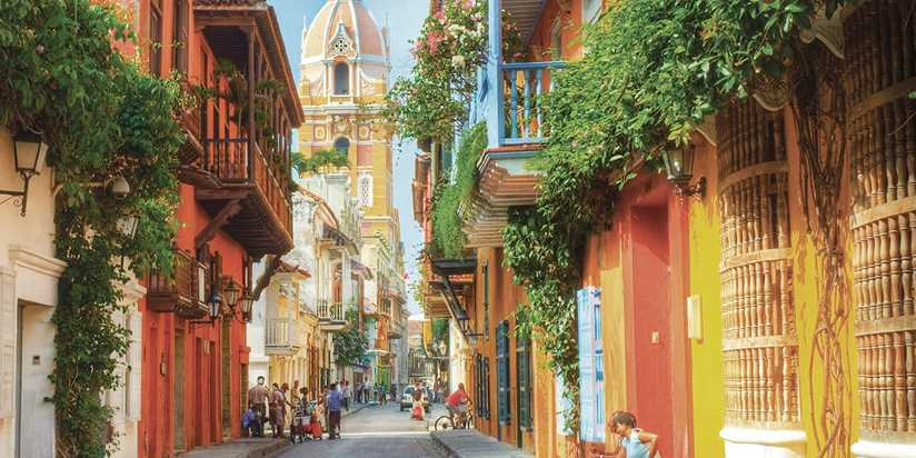 7 Ways To Feel The Love In Cartagena Colombia Travelzoo
