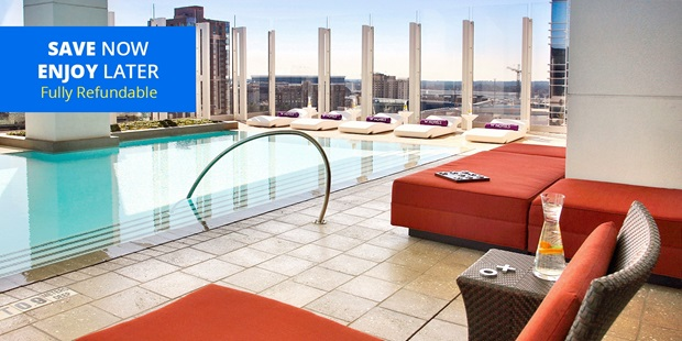 Plan a much-needed spa day at the Spa @ W Atlanta Downtown where Travelzoo members can save more than 45% on relaxing spa packages through June.