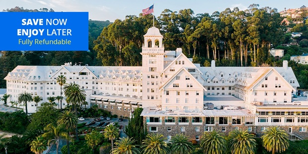 Take a trip to the East Bay for a chance to unwind in the amazing (Fodor's) Fairmont Spa at the Claremont Club & Spa, A Fairmont Hotel. Travelzoo members can relax with a massage, pool access, food credit and more.
