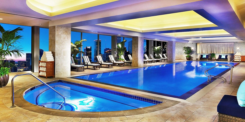 $79 -- Hilton Americas Spa & Pool Day, Reg. $140