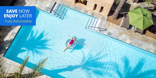 """Be one of the first to unwind at the recently re-opened Well & Being Spa, a """"top-notch"""" Scottsdale """"spa oasis (Forbes Travel Guide)."""