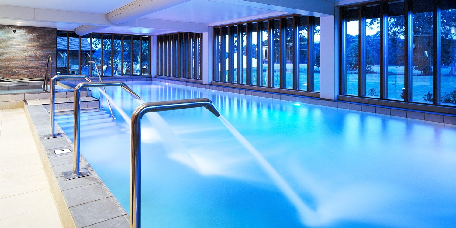 New Forest: highly rated spa day with afternoon tea