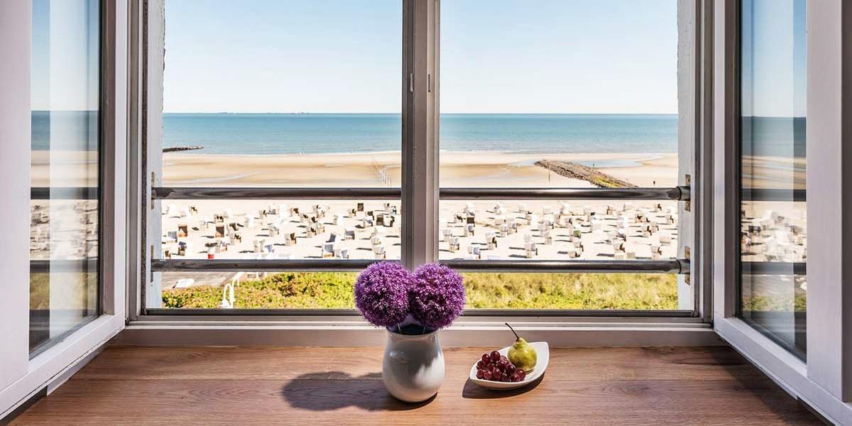 Nordsee-Urlaub am Strand von Wangerooge, -54%