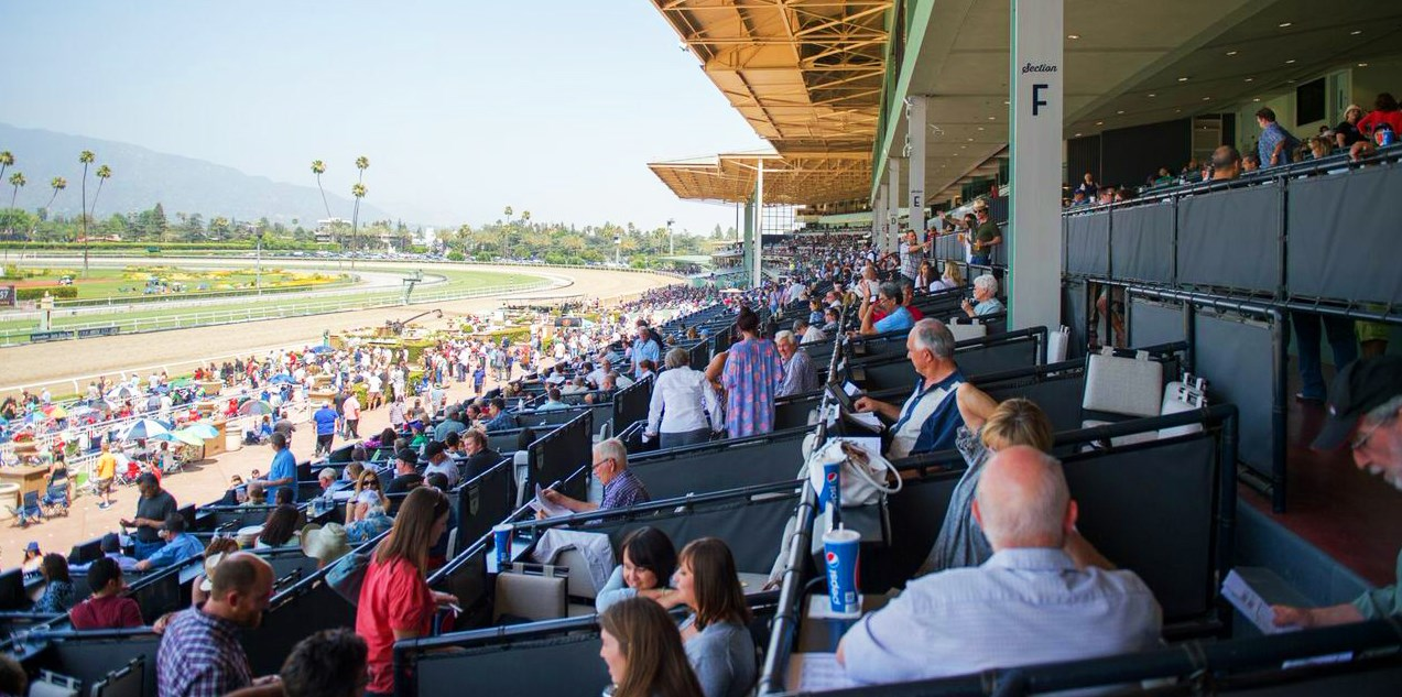 35 Santa Anita Horse Races Box Seats For 4 60 Off