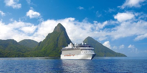 $1499 -- Luxe Caribbean Cruise w/Air from 96 Cities, 50% Off