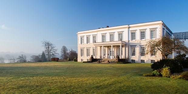 Buxted Park Hotel is a Grade II-listed Georgian mansion dating back to the 18th century, set in 300 acres of East Sussex countryside, on the edge of the High Weald Area of Outstanding Natural Beauty. Overnight stays are now $160, saving up to 42% on the usual cost.