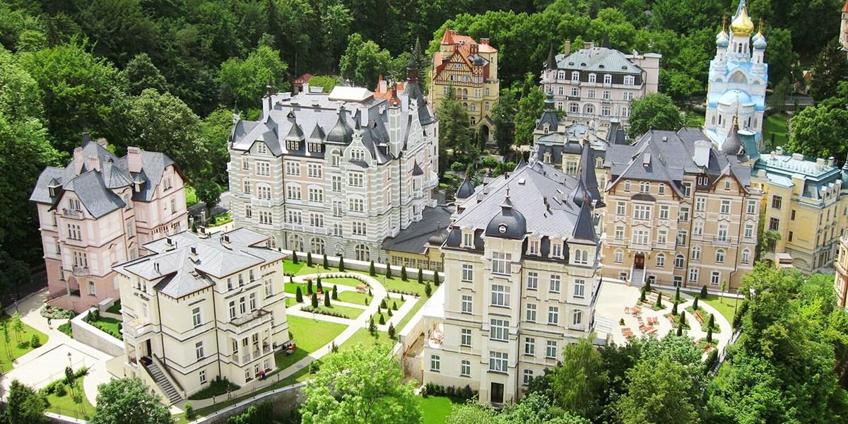 Top bewertete 5*-Villa in Karlsbad mit Dinner, -58%