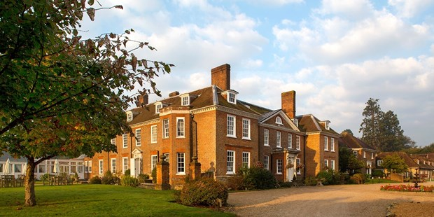 Save up to 37% on breaks at Chilston Park Hotel, an elegant (The AA) country house set in 22 acres of parkland. Overnight stays with dinner are now $156.