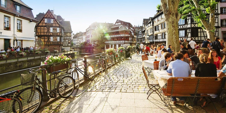 Sommer in Straßburg: Boutique-Hotel & Wein, -43%
