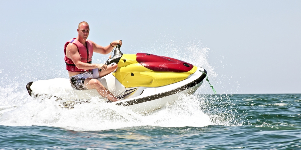 $65 & up -- 1-Hour or 2-Hour Wave Runner Rental, Save 30%