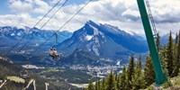 $45 -- Mt. Norquay: 2 Sightseeing Lift Passes