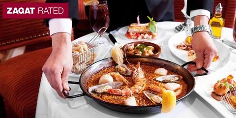 $79 -- 'Best Spanish' Dinner for 2 w/Wine, Reg. $140