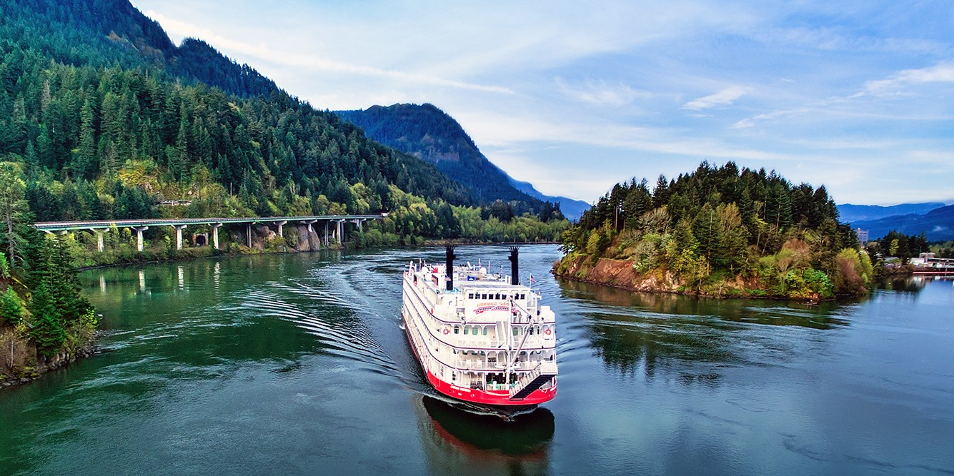 $2099 & up -- Pacific Northwest River Cruise, Save $1250 per person