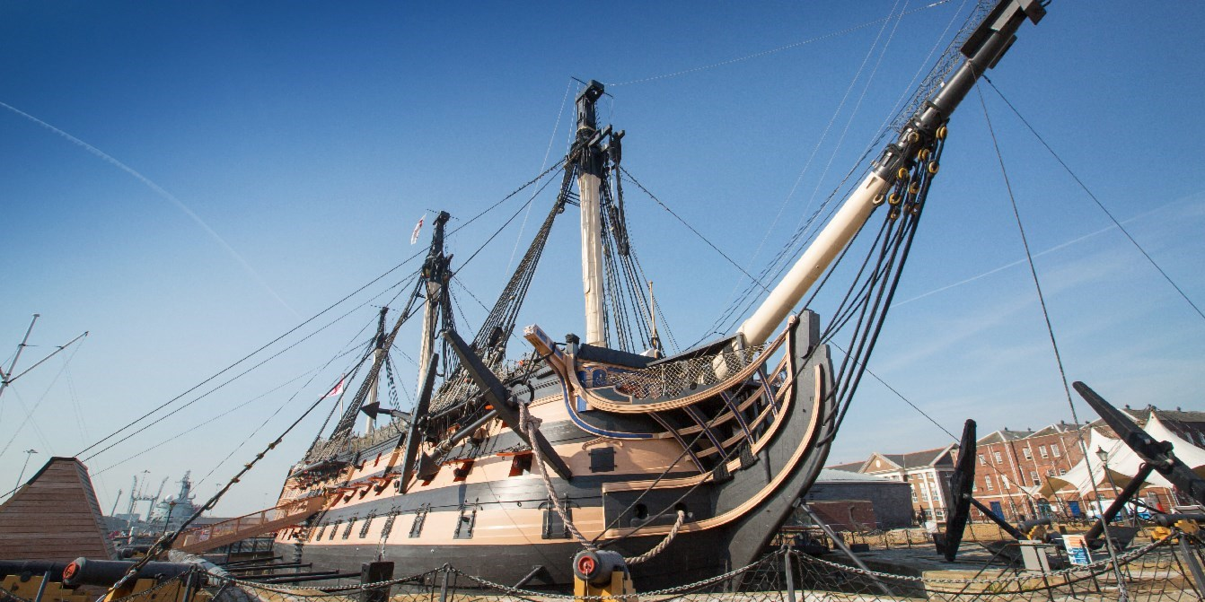 Portsmouth Historic Dockyard: adult annual pass