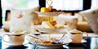 Luxe 3-Course Tea Service & Tour of Historic Manor, Reg. $60
