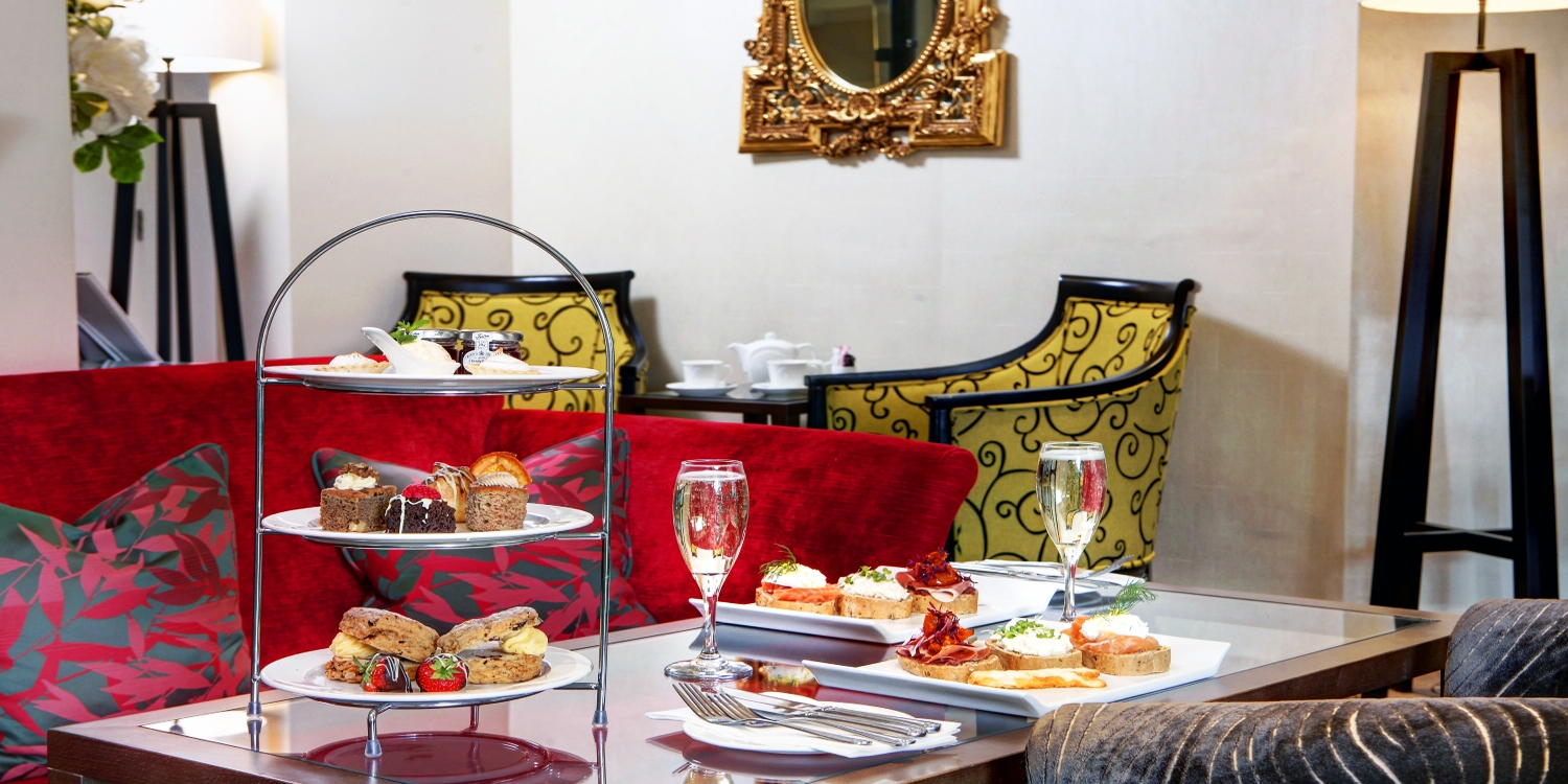 Essex: afternoon tea for 2 with bubbly, 37% off