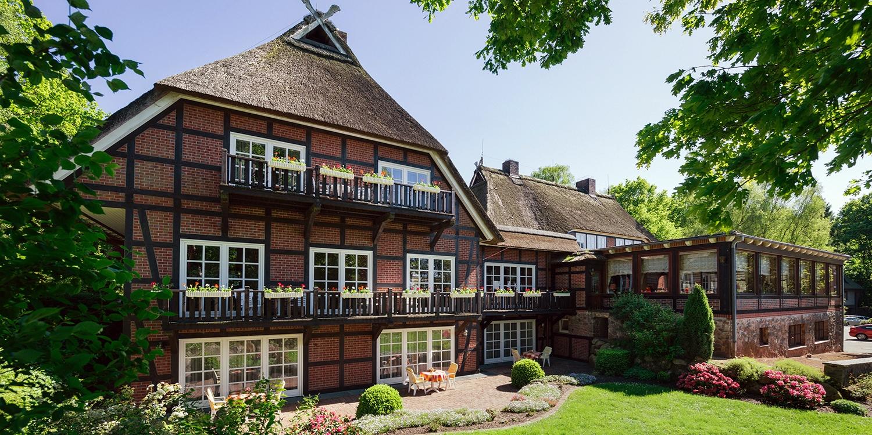 Lüneburger Heide: Kurzurlaub mit 4-Gang-Menü, -51%