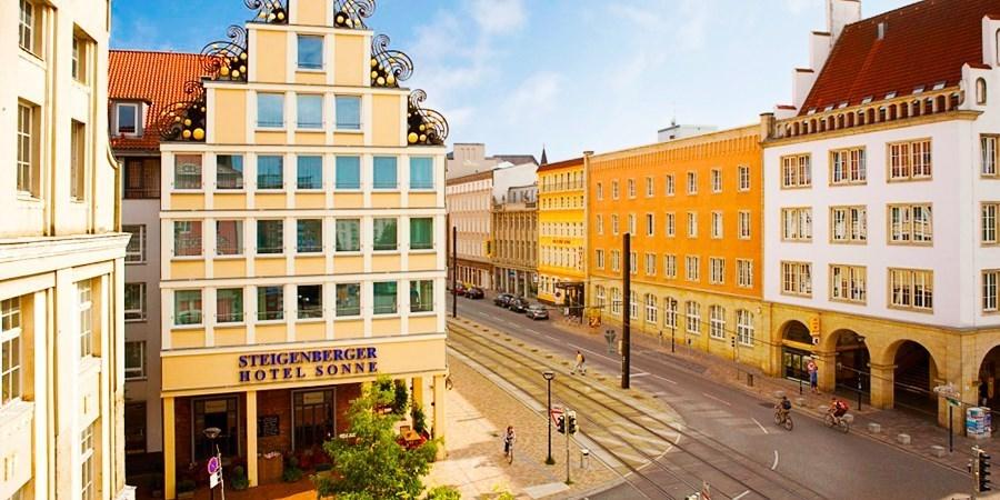 Ostsee-Auszeit im Steigenberger mit Upgrade, -49%