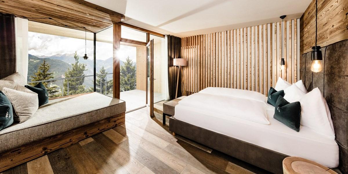 Südtirol-Urlaub im neuen 4,5*-Baumhotel, -140 €