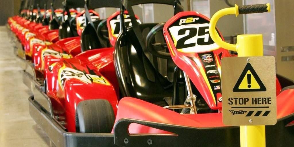 59 Indoor Go Karting 3 Races With Drink Reg 85