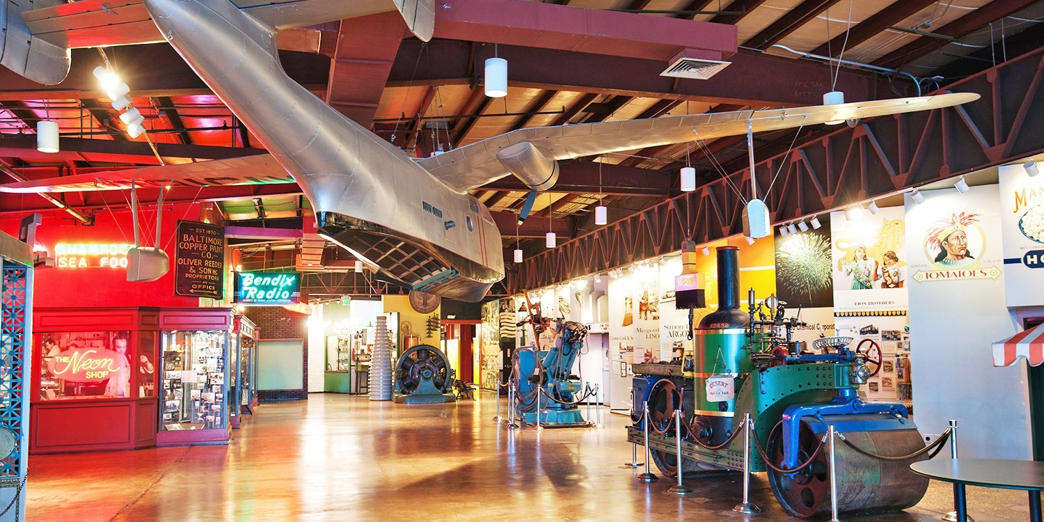 $6 -- Baltimore Museum of Industry: 50% Off Admission