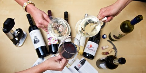 $45 -- Wine Club: 4 Bottles w/Shipping across Canada