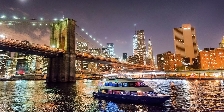 NYC Lights Dinner Cruise