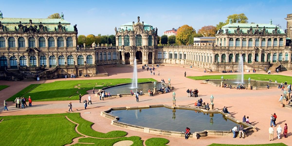 Dresden-Urlaub in großer Suite, -38%