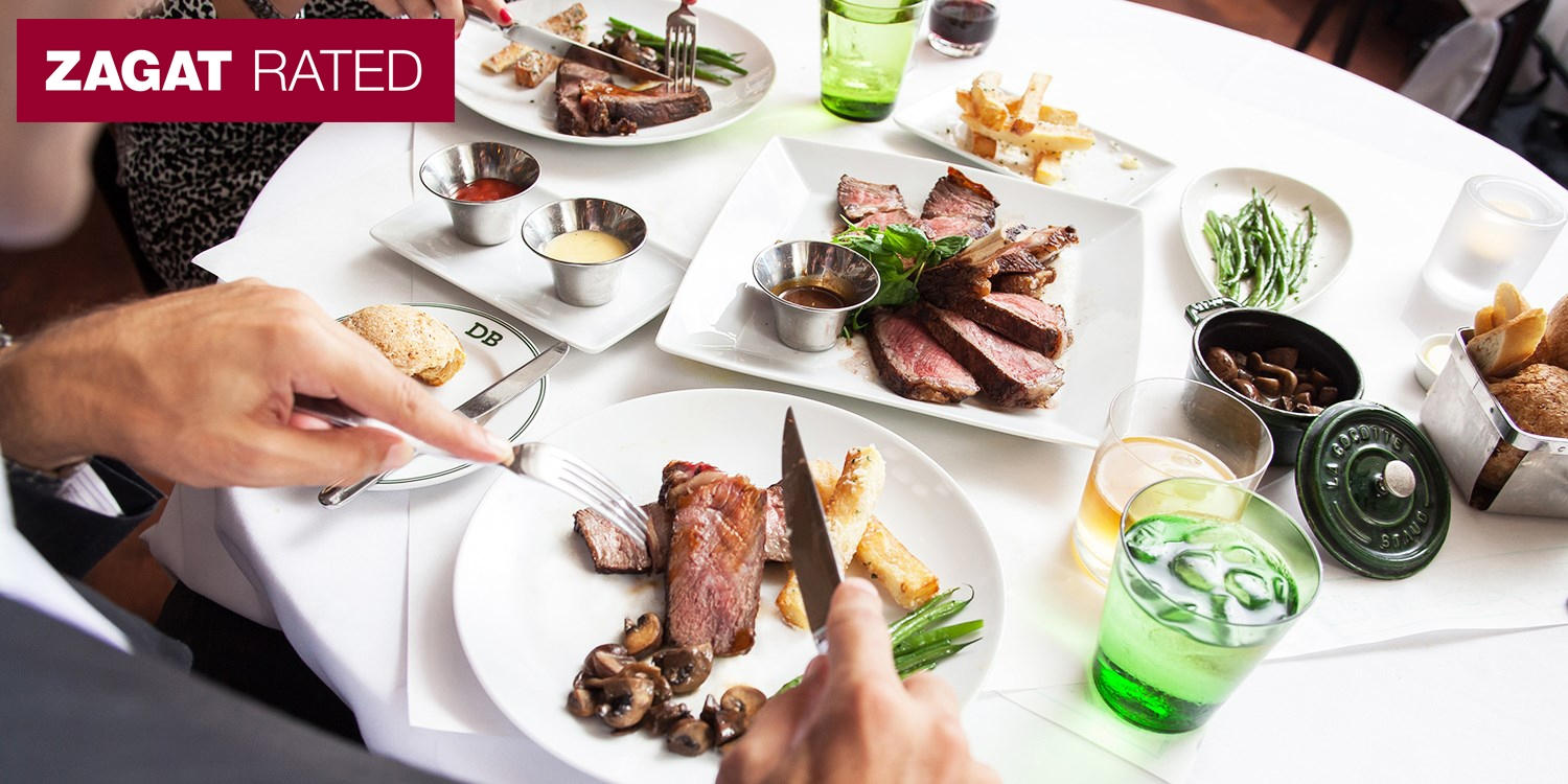 Daniel Boulud's db Brasserie: Dinner & Drinks for 2, 30% Off