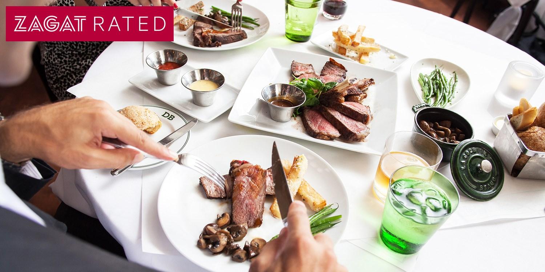 Daniel Boulud's db Brasserie: Dinner & Drinks for 2, 30% Off