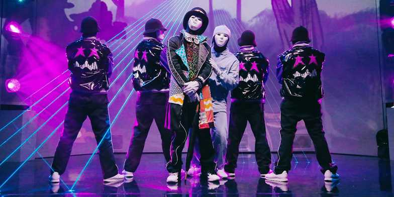 Jabbawockeez Dance Crew in Las Vegas, 40% Off | Travelzoo