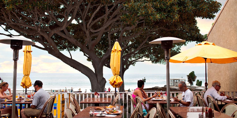 $49 -- Laguna: Dinner for 2 w/Ocean Views at C'est La Vie