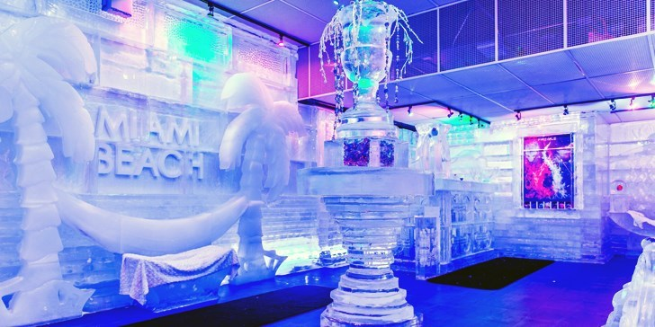 $9 & up -- Halloween Events at Miami's First Ice Bar