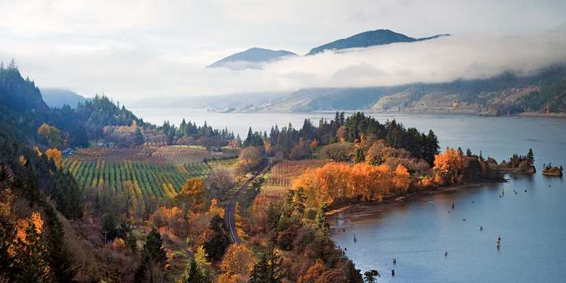 The Best Places To See Fall Foliage In The Pacific Northwest