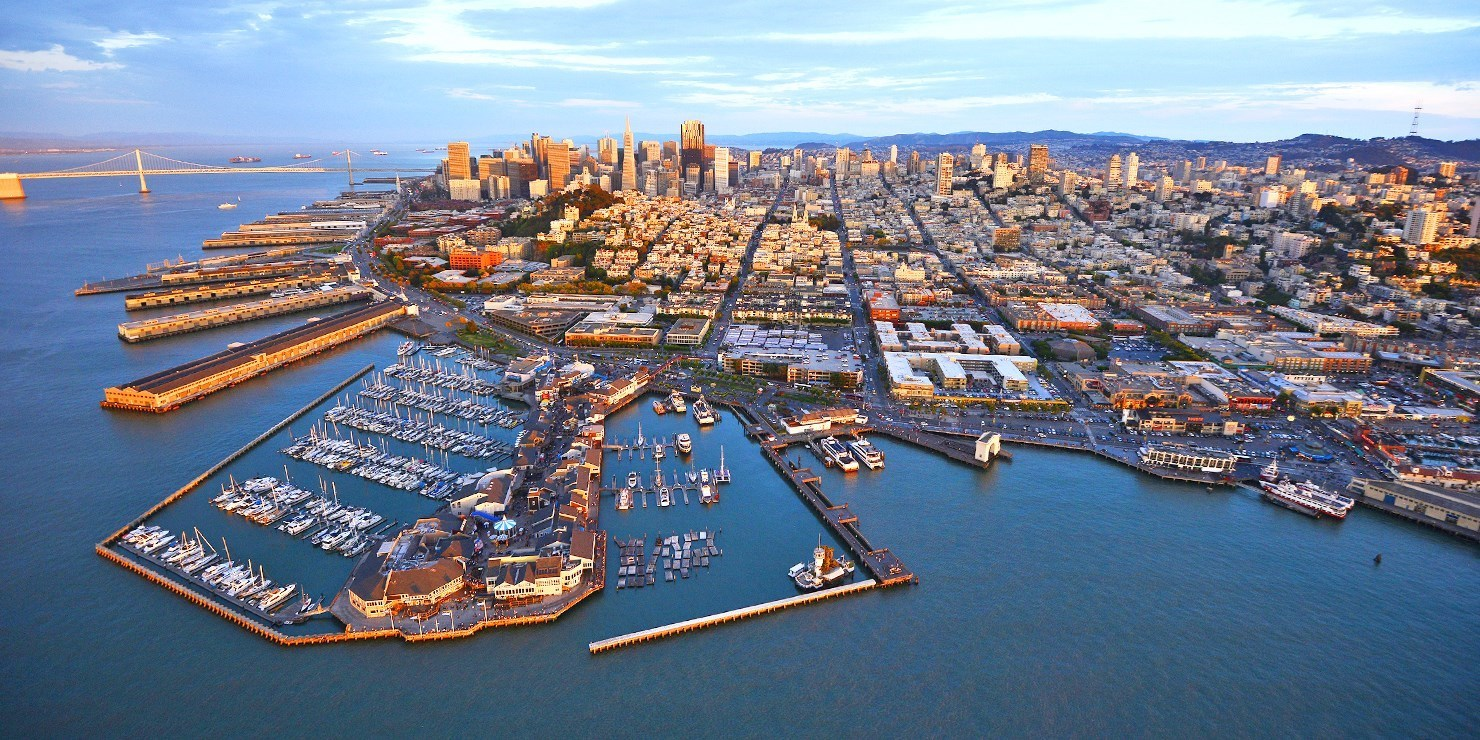 Hourlong Flight Tour above SF, Save over $130
