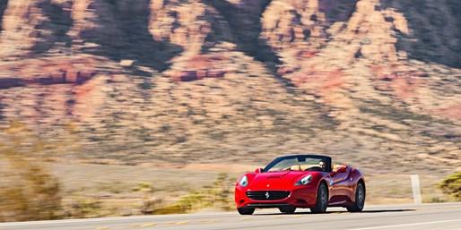 Ferrari / Lambo 1-Hour Rental in Las Vegas